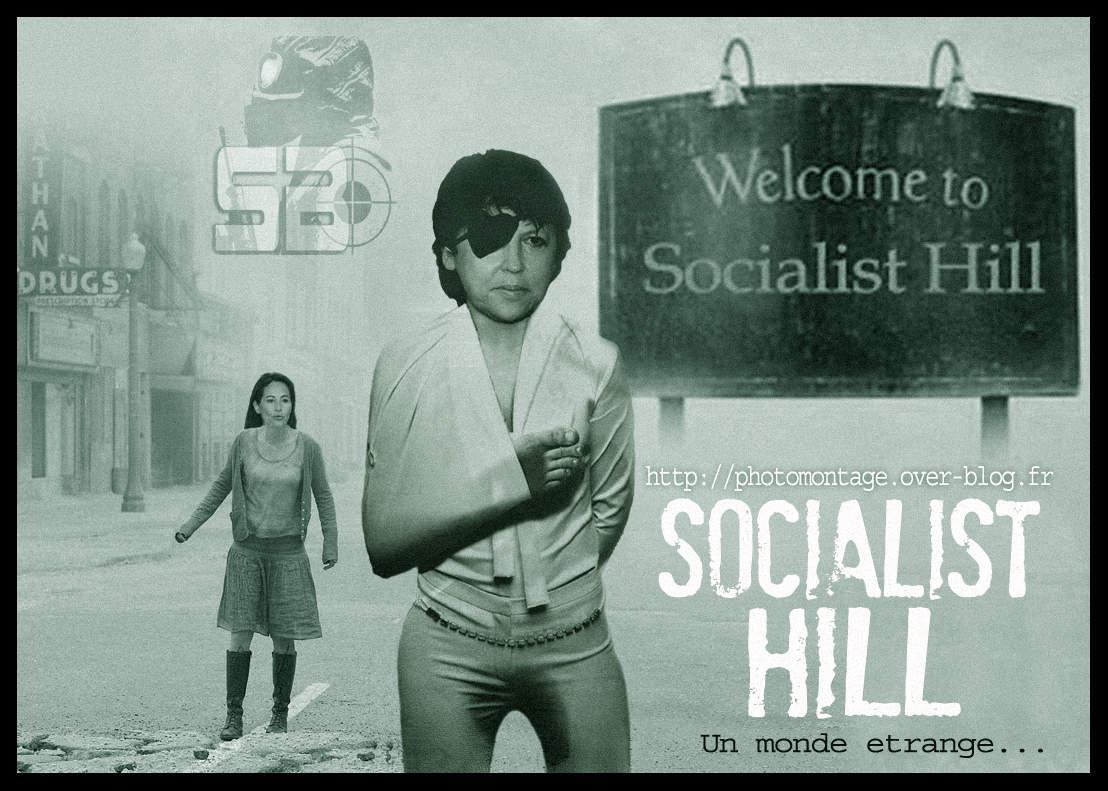 SOCIALIST HILL : Un monde qui sent le fromage !