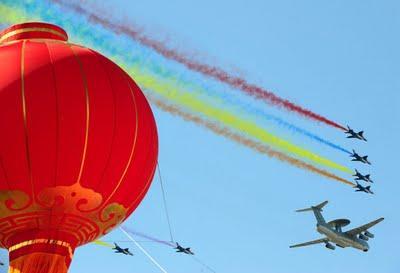 Quelques mots sur le défilé du 60° anniversaire de la RPC