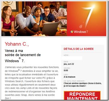 image thumb6 Soirée de lancement Windows 7