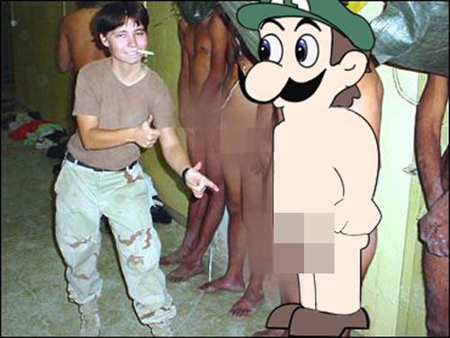 la gerra de irack: