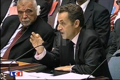 Sarkozy négociait pour la France l'enrichissement de l'uranium iranien