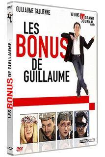 Les bonus de Guillaume en DVD