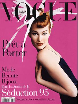 Vogue sur les Champs...