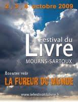 Festival du livre de Mouans-Sartoux 2009