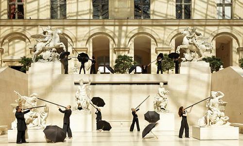 Le Louvre du vendredi
