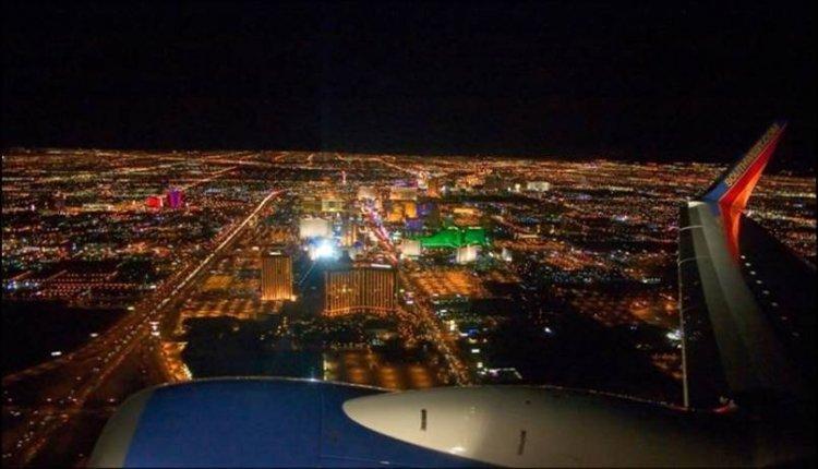 Vues aériennes de grandes villes