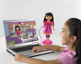 Le personnage de Dora l'exploratrice vieillit et devient interactif !
