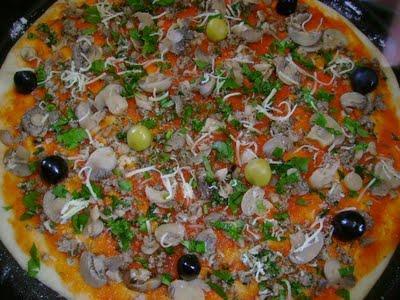 La Pizza de Charméla