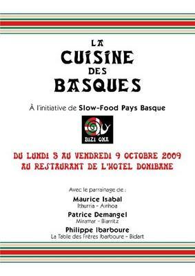 A découvrir .. Un événement important au Pays Basque