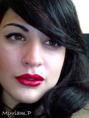 Maquillage des lèvres : Osez le rouge !