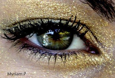 maquillage original des yeux partie 1 paperblog. Black Bedroom Furniture Sets. Home Design Ideas