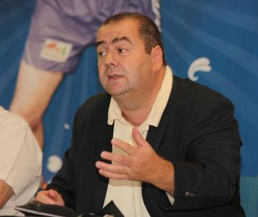 Éric Dimon n'est plus président d'Aurillac Hand