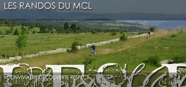 Engagement de la rando Toolenduro-Moto Club Lozérien le 17/18-10-09