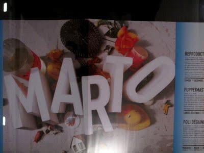 Malte Martin s'expose