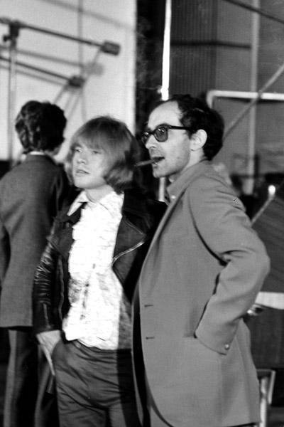 Jean-Luc Godard. Cupid Productions