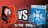 Rennes - Auxerre : L'avant match