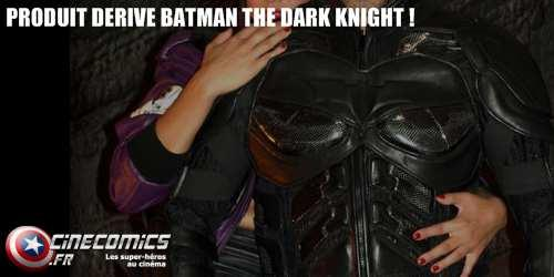 Combinaison moto Batman the dark Knight