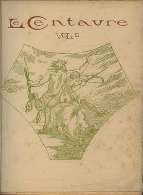LE CENTAURE Vol. II