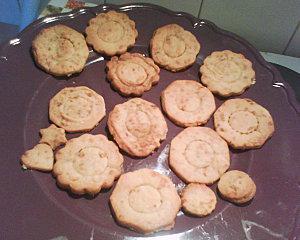 Biscuits au Sirop d'Erable