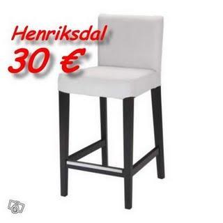 Petites annonces ... de meubles suédois