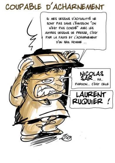 Acharnement thérapeutique : Ruquier boycotte ActuaLitté ?