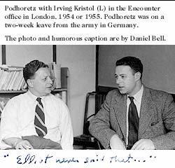 Irving Kristol est mort le 18 septembre 2009