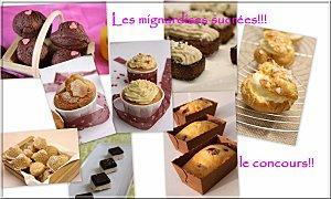 Macarons mûres et chocolat blanc
