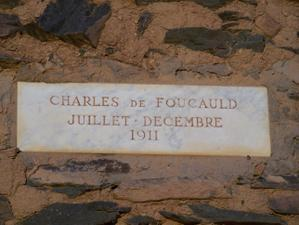ALGERIE 2 : l'ermitage du Père de Foucaud