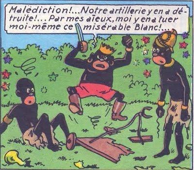Ariane au Congo