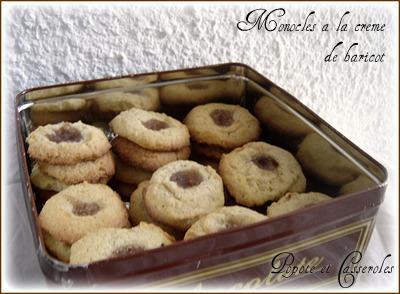 Monocles à la crème de haricot de Soissons aux noix