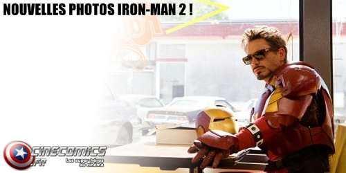 nouvelles photos du film Iron-man 2