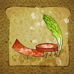 Sandwich BLT Kama Sutra