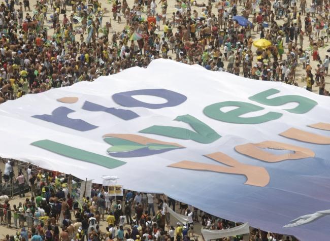 Rio en fête !