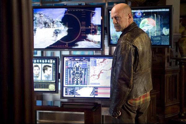 Bruce Willis. Walt Disney Studios Motion Pictures France