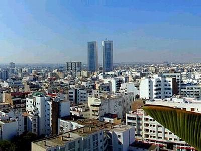 Un Bonjour de Casablanca , la Casa Blanca, Dar Beida