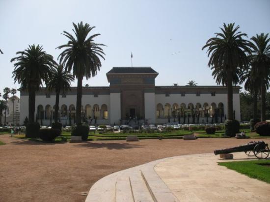 Palais de Justice_Place Mohammed V CASABLANCA
