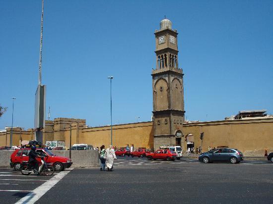 Casablanca, Maroc : L'ancienne medina