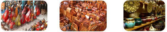 Profitez des produits locaux fabriqués par des marocains.