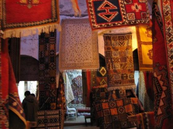Casablanca, Maroc : Really cool market.