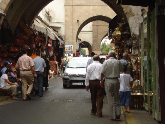 Casablanca, Maroc : La nouvelle Medina
