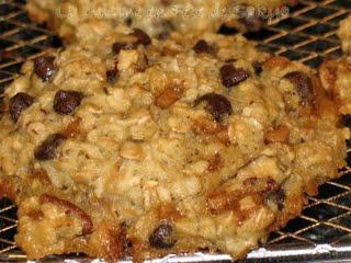 Biscuits à l'Érable, Gruau, Choco et Caramel