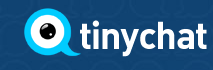 tinychat logo TinyChat lance un service de tchat vidéo haute qualité