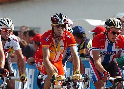 Alejandro Valverde a décidé de mettre un terme à sa saison.
