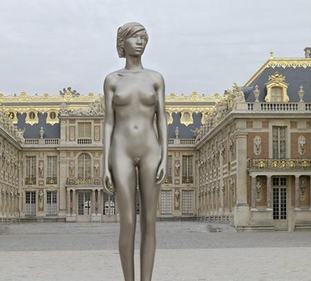 Veilhan - La femme nue, 2009 (2)