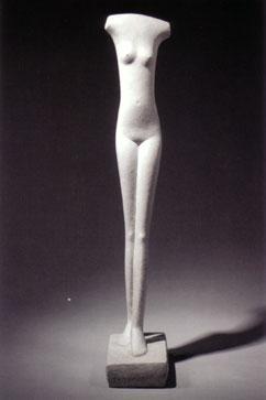 Giacometti - Femme qui marche, 1932