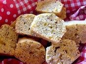Cake miel citron thym