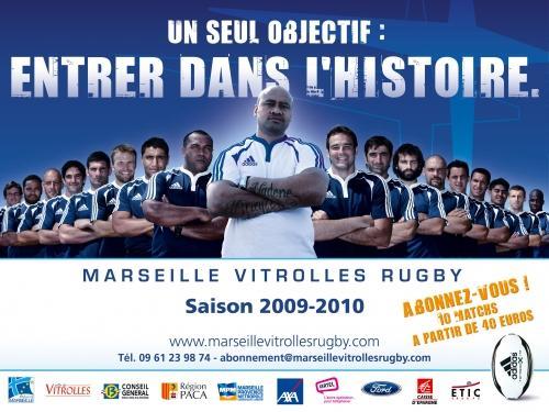 Marseille-Vitrolles : 1er club de rugby français à entrer en bourse