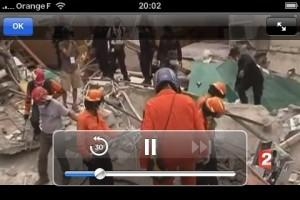 Télévision en direct avec EyeTV sur iPhone