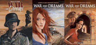 Présentation de la série War and Dreams de Maryse et Jean-François Charles