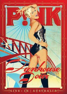 Pink, son Funhouse Tour 2009 en DVD